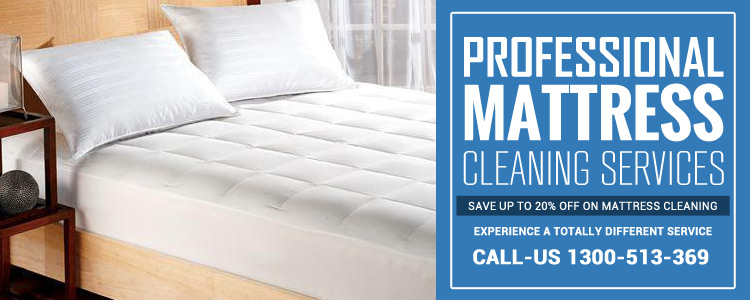 Professional Mattress Cleaning Campbells Pocket