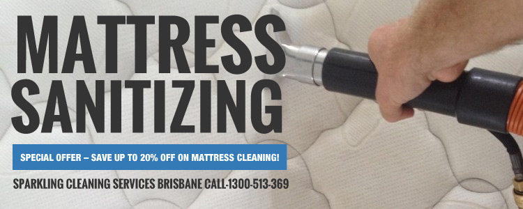 Mattress Sanitizing Wivenhoe Hill