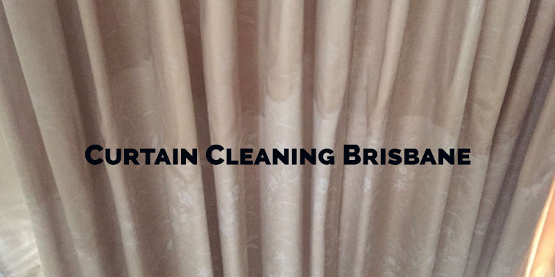 Curtain Cleaning The Bluff