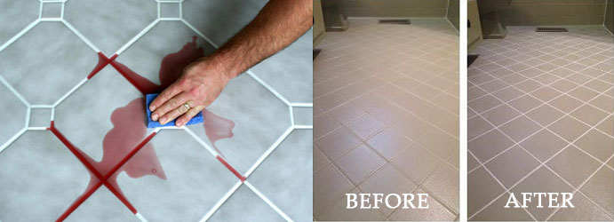 Professional Grout Recoloring Services Brisbane