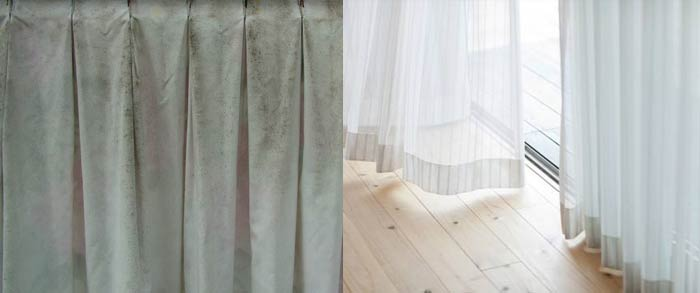 Curtain Steam Cleaning West Woombye