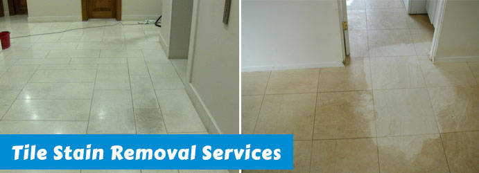 Tile Stain Removal Services