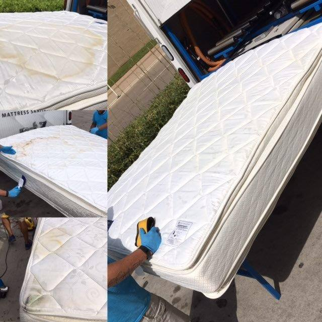 Mattress Cleaners Fairfield Gardens