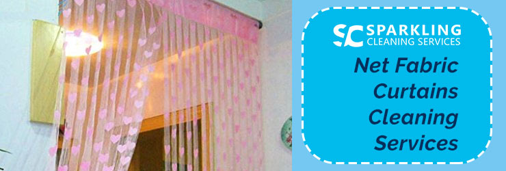 Net Fabric Curtains Cleaning Services