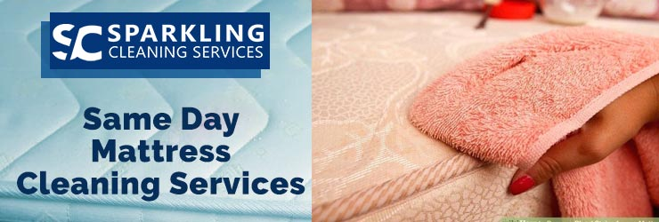 Same Day Mattress Cleaning Services