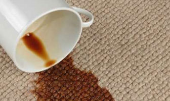 Coffee Stain Removal from Carpet in Brisbane