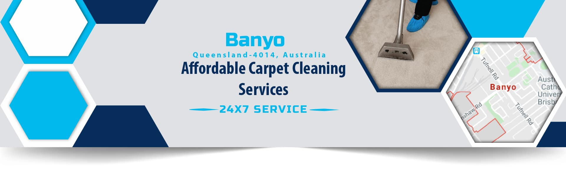 Carpet Cleaning Banyo