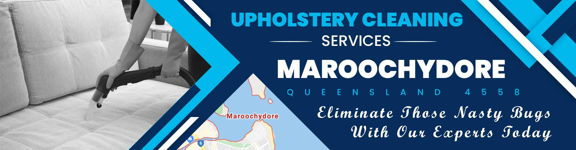 Upholstery Cleaning Maroochydore