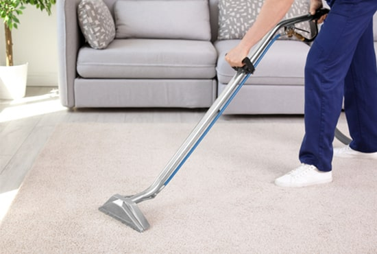 Our Carpet Cleaning Process In Karalee