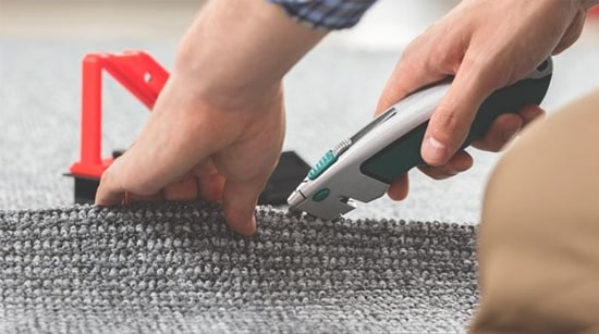 The Best Carpet Repair Services In Loganlea