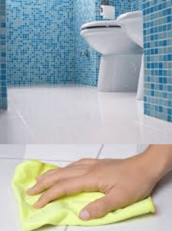 Bathroom Tile Cleaning in Adelaide