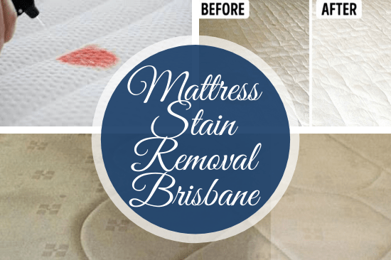 Mattress Stain Removal Brisbane