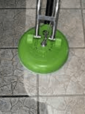 Tile & Grout Sanitization
