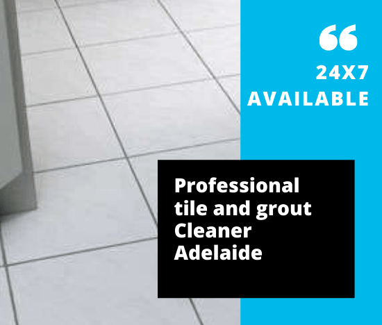 Professional tile and grout Cleaner Adelaide